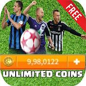 App Coins League Soccer 2017 Prank APK for Windows Phone