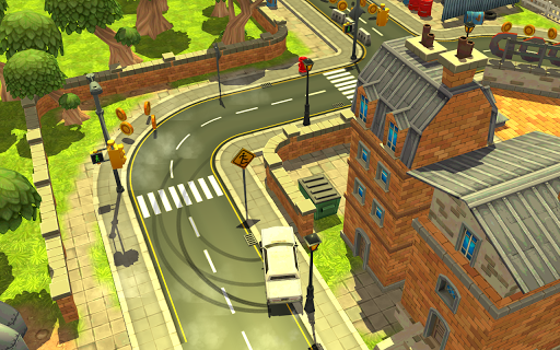 Drive & Collect - screenshot