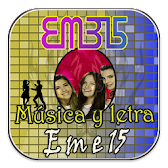 Music Eme 15 With Letters APK Icon