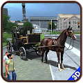 Free horse carriage transport 2017 APK for Windows 8
