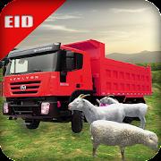 Eid-Ul-Adha Animal Transport Truck 1.0 Icon