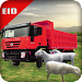 Eid-Ul-Adha Animal Transport Truck Icon