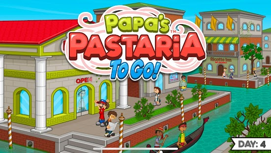 Papa's Pastaria To Go! for pc