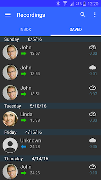 Automatic Call Recorder APK screenshot thumbnail 6