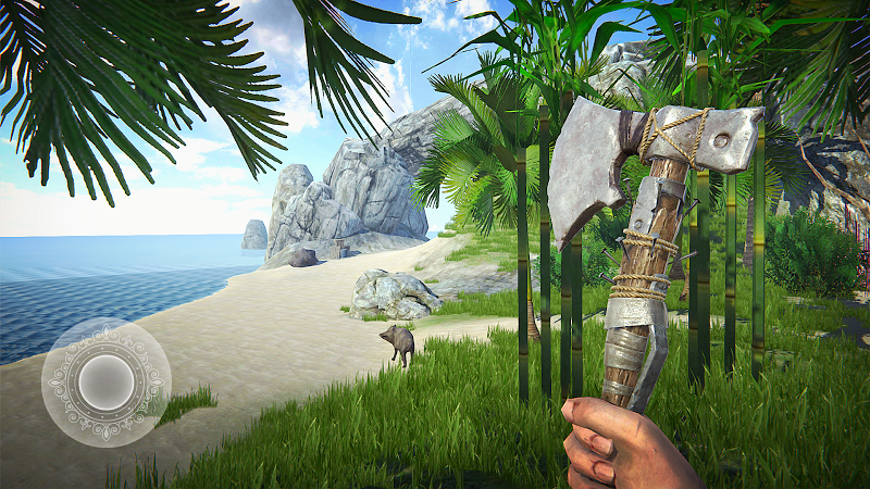Last Pirate: Island Survival Screenshot 1
