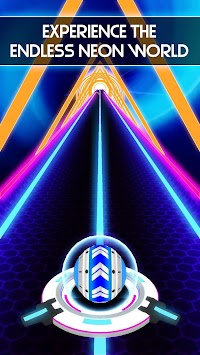 Neon Run APK screenshot thumbnail 1