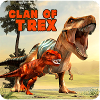 Clan of T-Rex For PC (Windows And Mac)