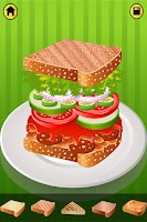 Screenshot of Cooking Games For Kids