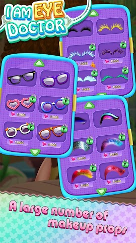 android I am Eye Doctor - Kids Fun Dr Screenshot 5