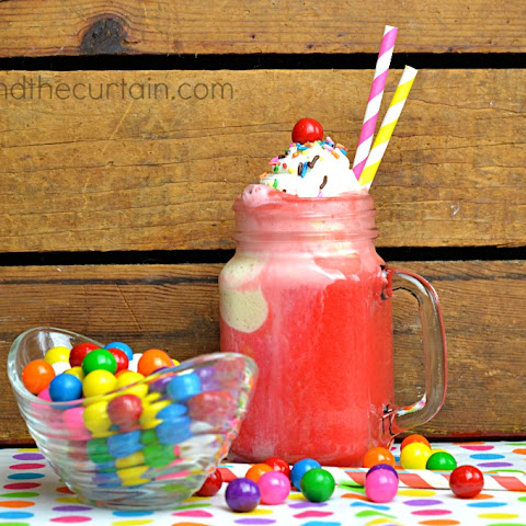 Bubble Gum Floats