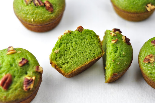 HEALTHY BREAKFAST GREEN MUFFINS IN 40 MINS - Anto's Kitchen