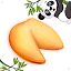 Panda Fortune Cookie