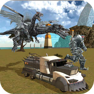 Dragon Robot For PC