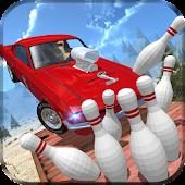 Download Full Bowling King Extreme Stunt Car 1.1 APK