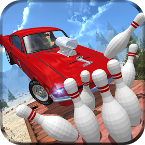 Cover art Bowling King Extreme Stunt Car