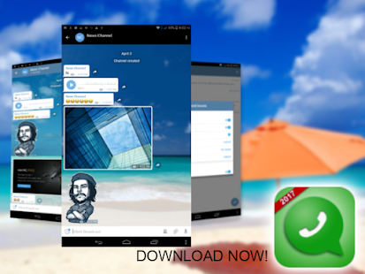 Whatsapp for PC Download Free (Windows 7/8/10)