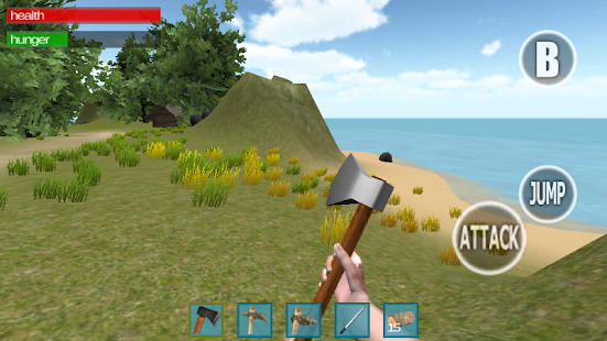 Game LandLord 3D: Survival Island APK for Kindle