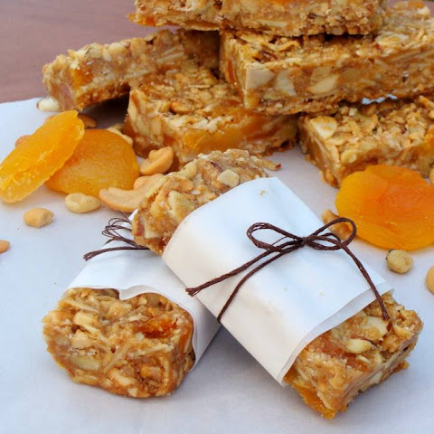 Healthy, Grain Free Granola Bars