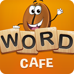Word Cafe  Search amp Crossword Game