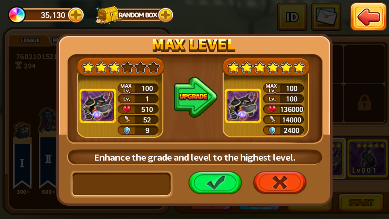 Larva Heroes : PVP Online Screenshot 13