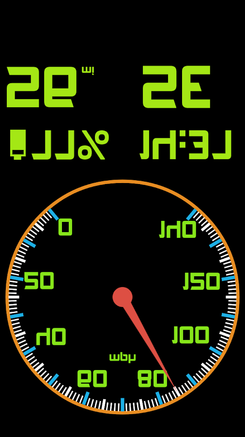 Custom HUD Speedometer Pro Screenshot 4