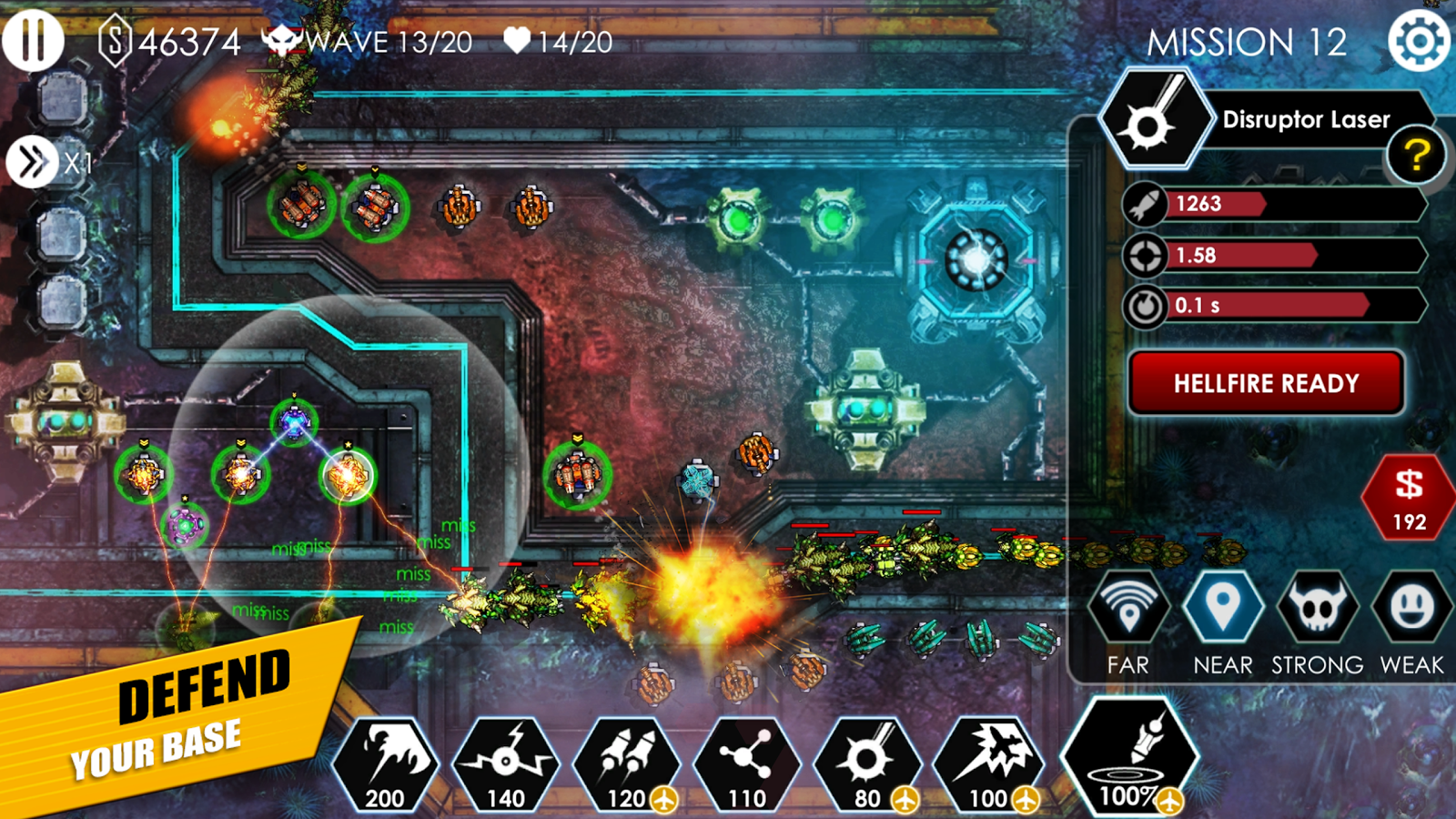 Tower Defense: Invasion HD Screenshot 13