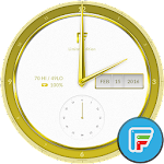 Facer Bling watch face by Wutr Icon