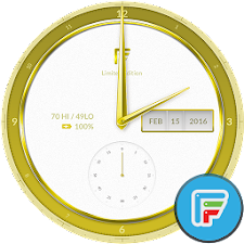 Facer Bling watch face by Wutr