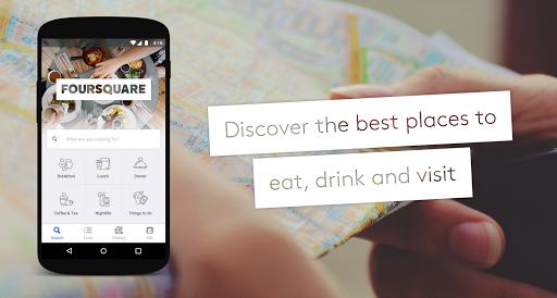 Foursquare City Guide For PC