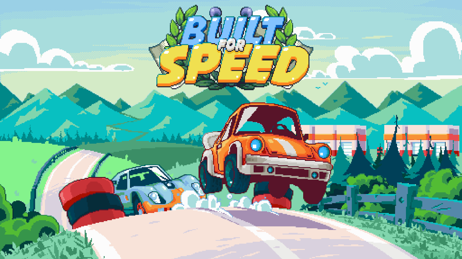 Built for Speed Screenshot 4