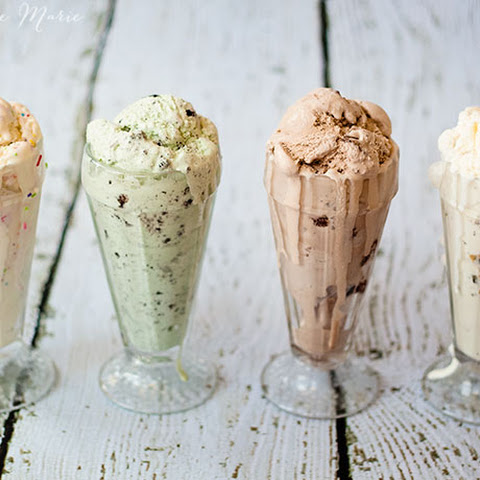 Quick and Easy ice cream - any flavor