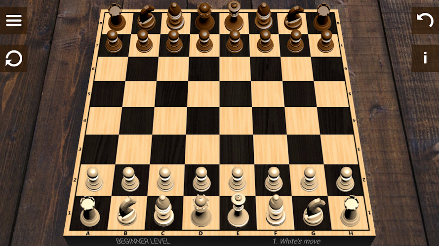 Chess Android App Screenshot