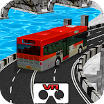 VR Real Bus Fun Driver Icon