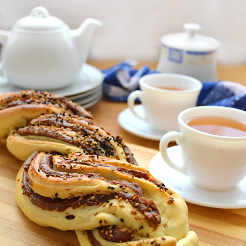 Braided Date Bread