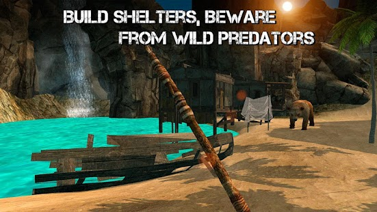 Tropical Island Survival 3D APK for Blackberry