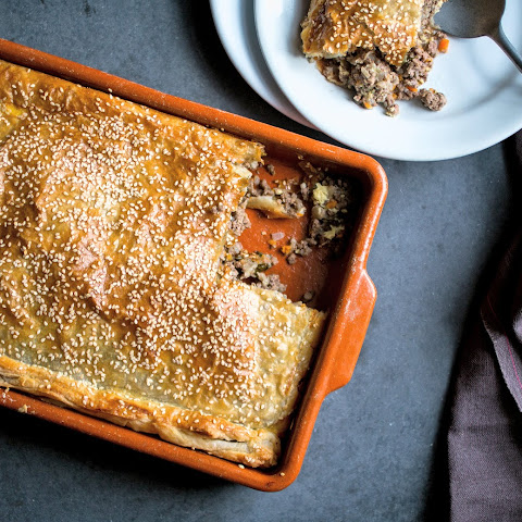 Pastel (Israeli Spiced Meat Pie)