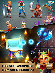 21 Blades of Brim App screenshot