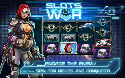 Slots of War: Modern Clash - screenshot