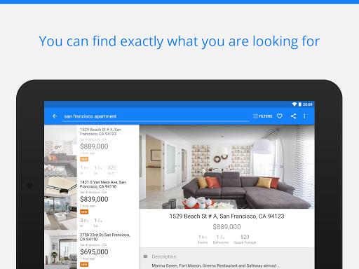 Real Estate sale & rent Trovit screenshot 9