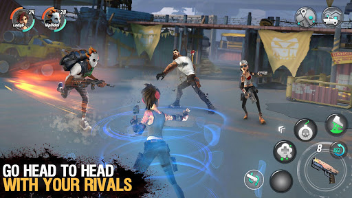 Dead Rivals - Zombie MMO For PC