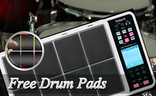Free Drum Pads - screenshot