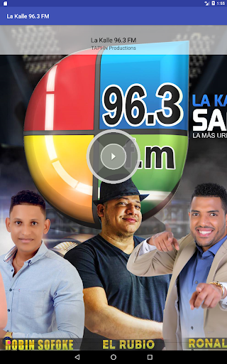 La Kalle 96.3 FM screenshot 2