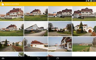 Screenshot of reality.cz