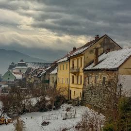 by Bojan Bilas - City,  Street & Park  Vistas