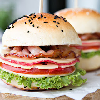 Hamburger Bun Sandwiches Recipes