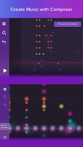 Magic Piano by Smule screenshot 13