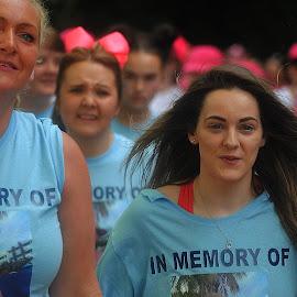 Blue beauty by Gordon Simpson - Sports & Fitness Running