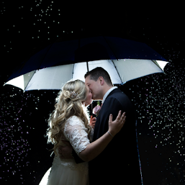 Rain by Lood Goosen (LWG Photo) - Wedding Bride & Groom ( love, bride, couple, groom, wedding photography, wedding photographer, bride groom, weddings, wedding day, wedding photographers, wedding )