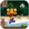Classic Mario Jungle World APK for Bluestacks