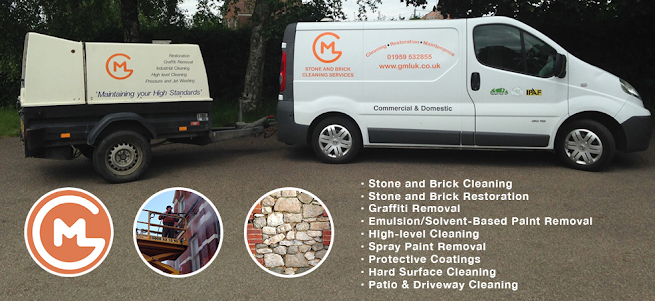 About GML Stone and Brick Cleaning